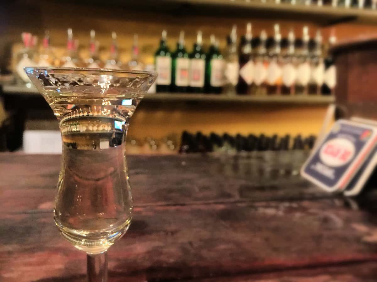 Things to Do in Amsterdam #9: drink a glass of genever