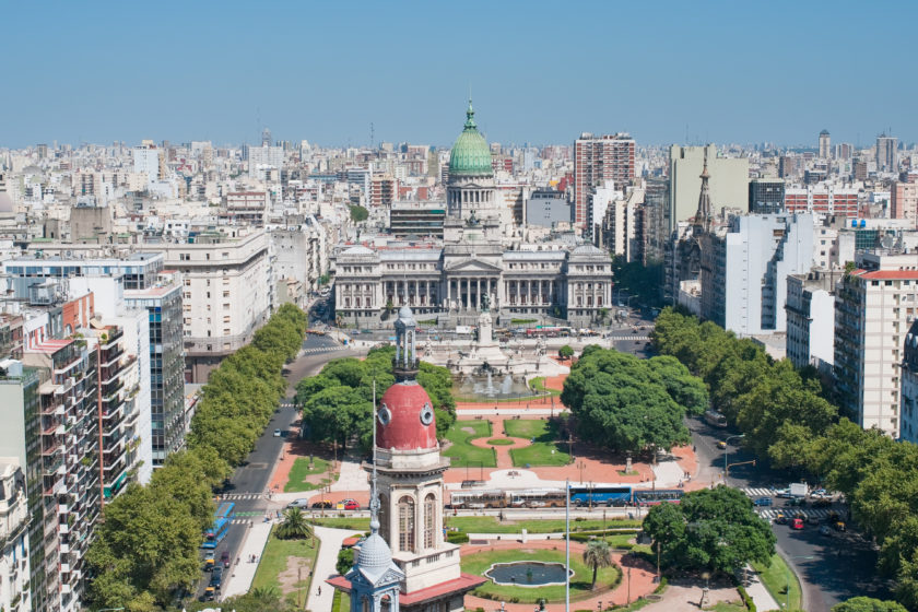 visiting Buenos Aires