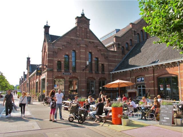 Westergasfabriek is underappreciated by visitors but is one of the best things to do in Amsterdam.