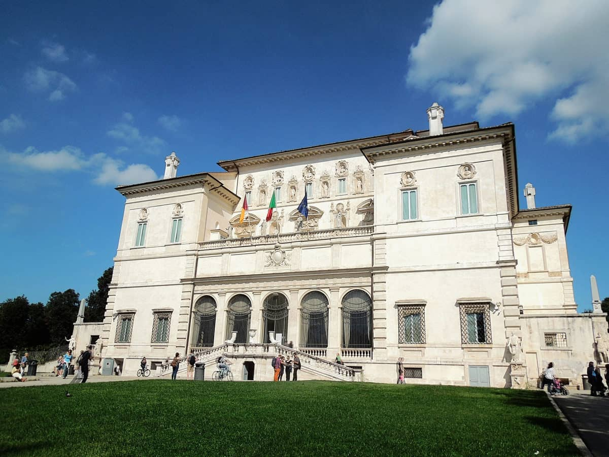 Borghese Villa - things to do in Rome
