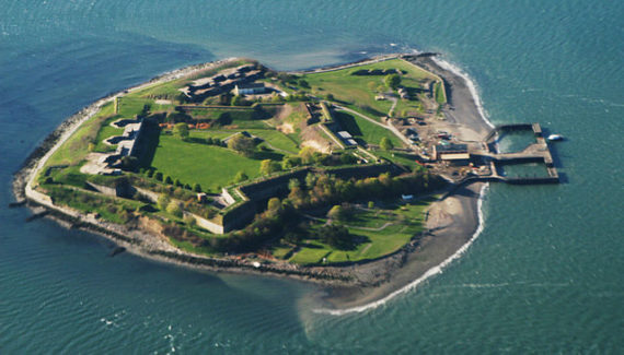 Things to Do in Boston - Georges Island