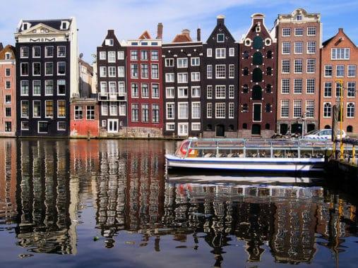 Visiting Amsterdam