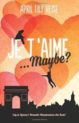 Books About Paris - J'Taime