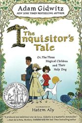 Books About Paris - The Inquisitor's Tale
