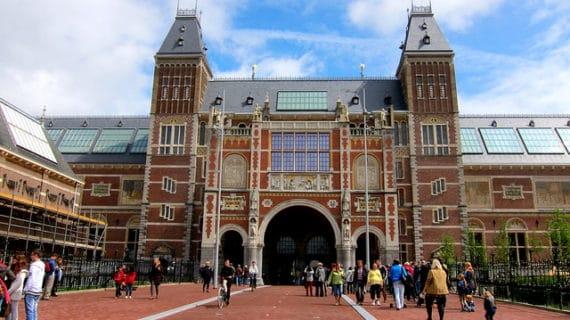 Visiting Amsterdam - Rijksmuseum