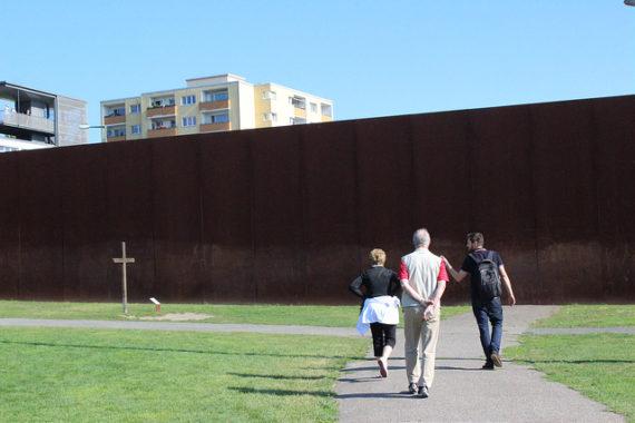 Visiting Berlin - Walking the Wall