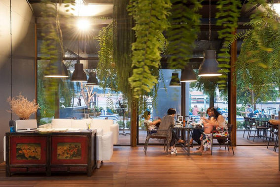 Visiting Bangkok - The Jam Factory