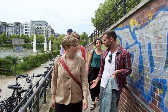 Visiting Berlin - Kreuzberg