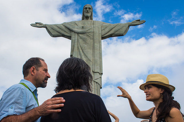 Is Rio Safe - Christ The Redeemer