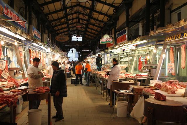 Alternative Athens - Athens Central Market