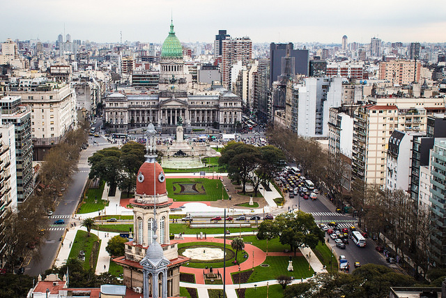 Getting Around Buenos Aires