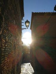 visiting Toledo From Madrid