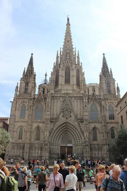 Les secrets de Barcelone